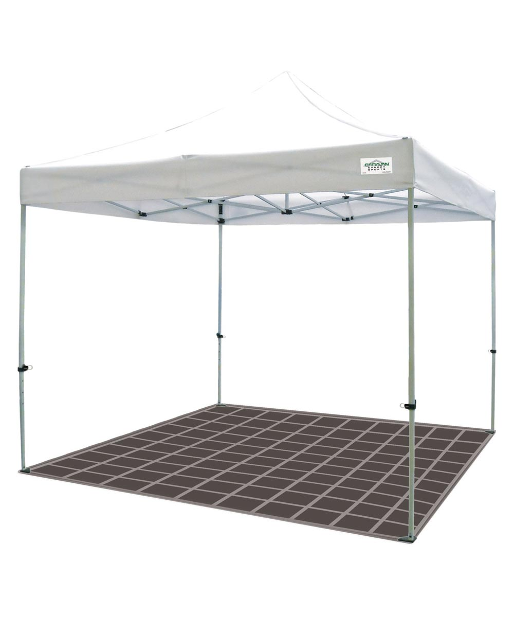 Canopy Sports Titan Pop-Up Tent, 10x10 ft., White