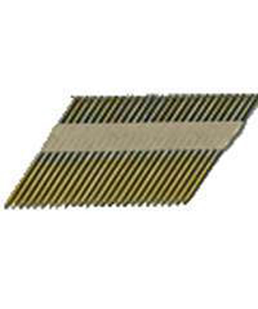 Pro-Fit Stick Collated Framing Nail, 0.12 in. x 3-1/4 in., 31 deg, Steel