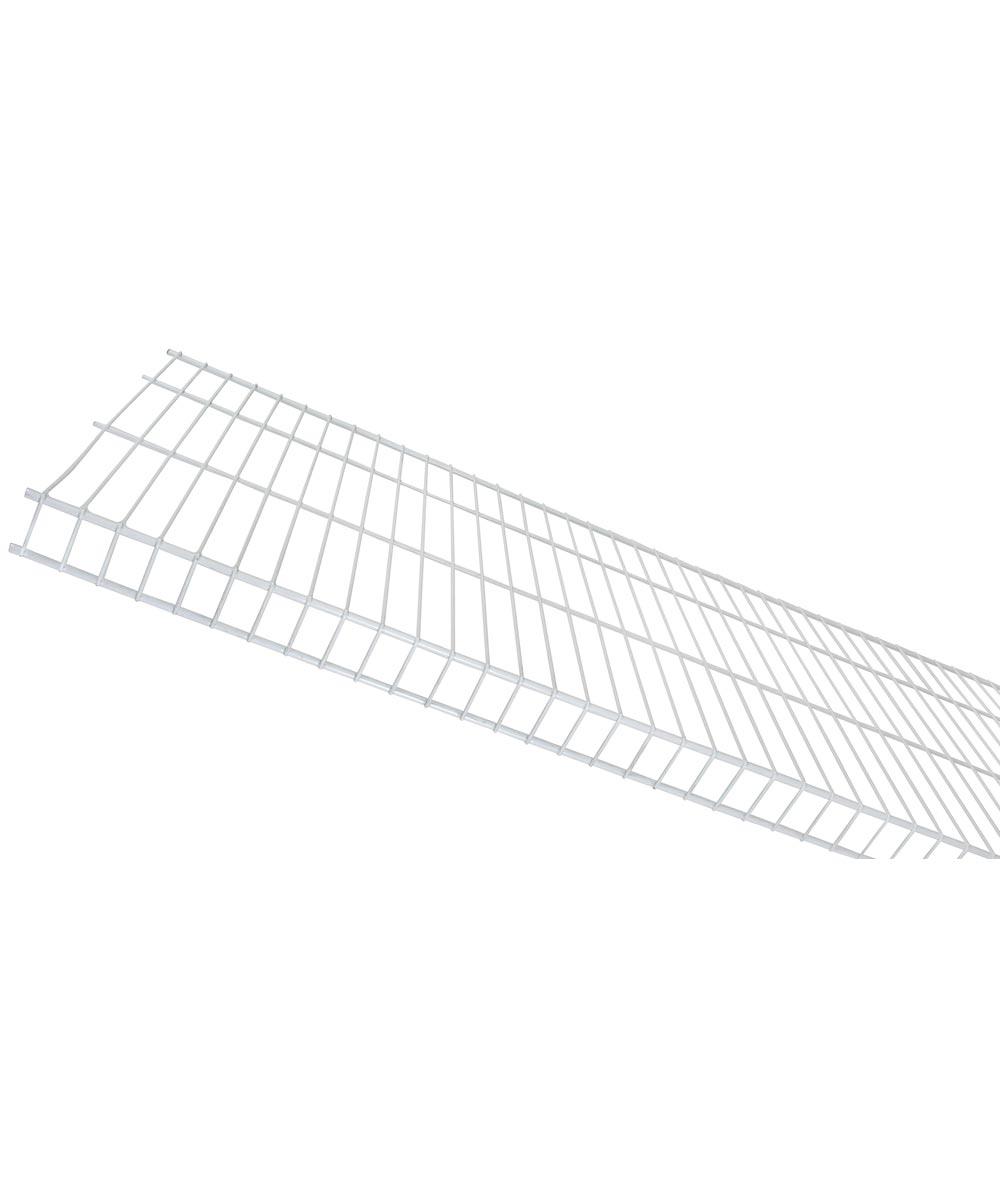 Rubbermaid 3 ft. x 16 in. White Tightmesh Shelf Kits