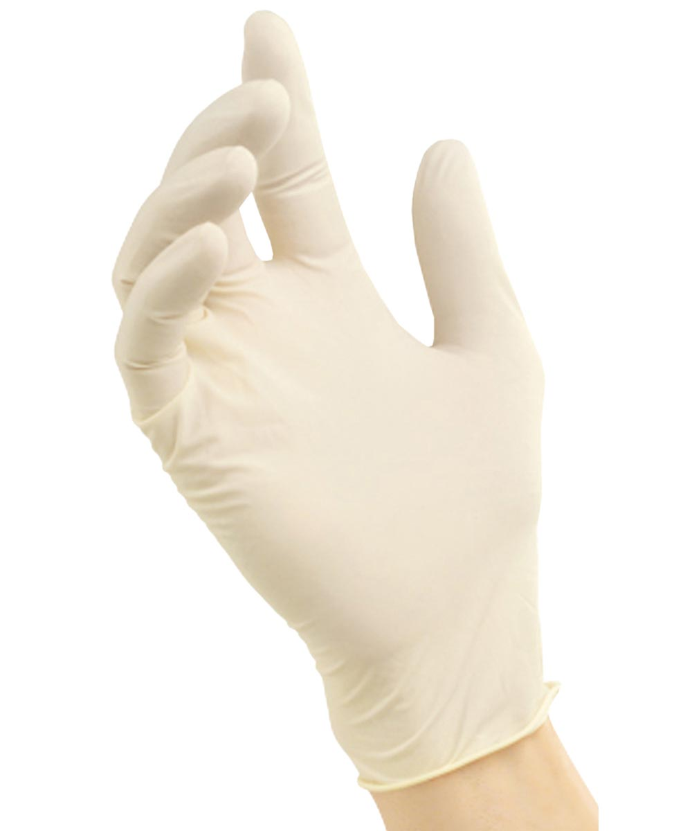 Disposable Latex Gloves 10 Count