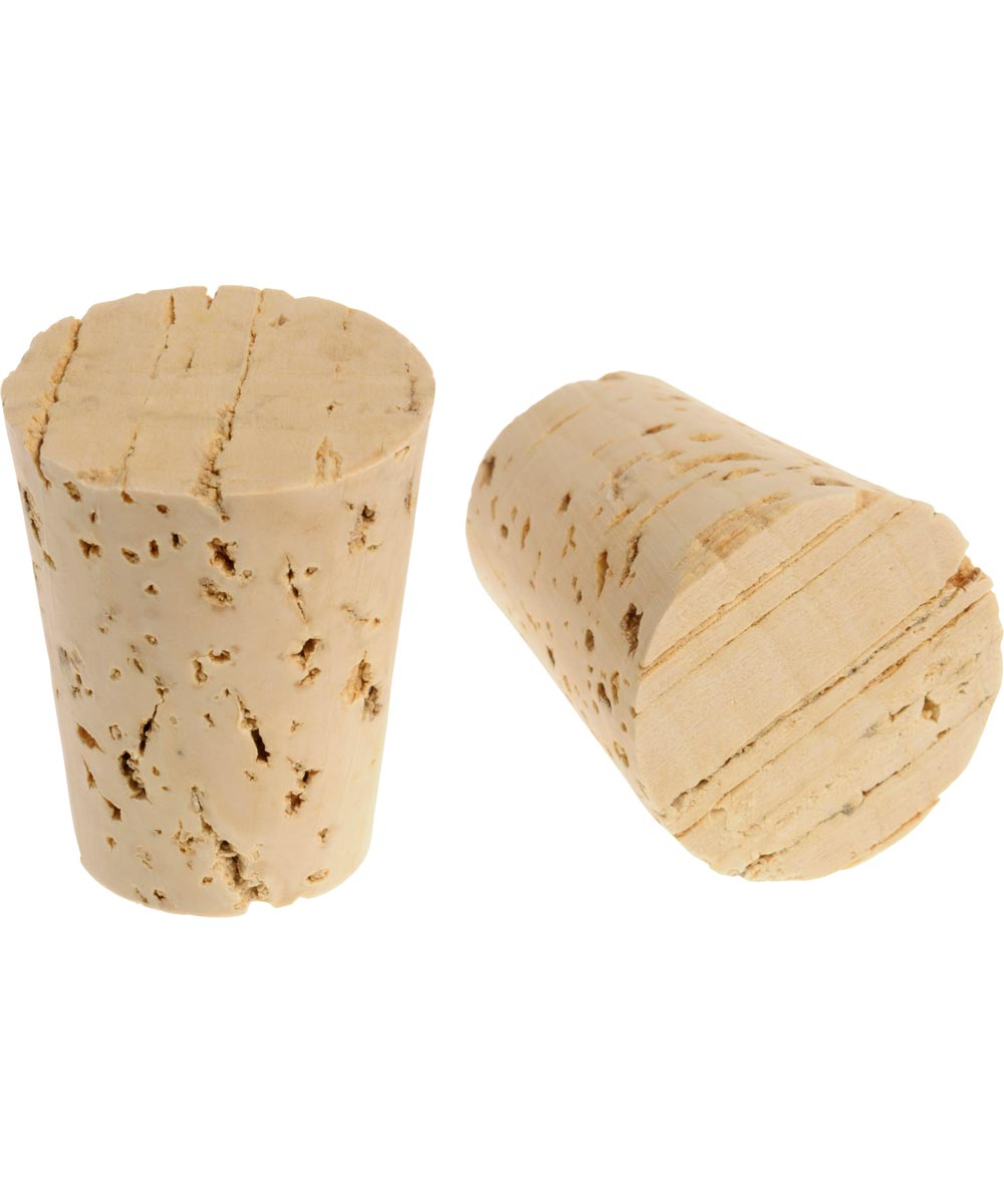 Standard Thermos Size Cork Stopper (1-5/16 in. Top Diameter)
