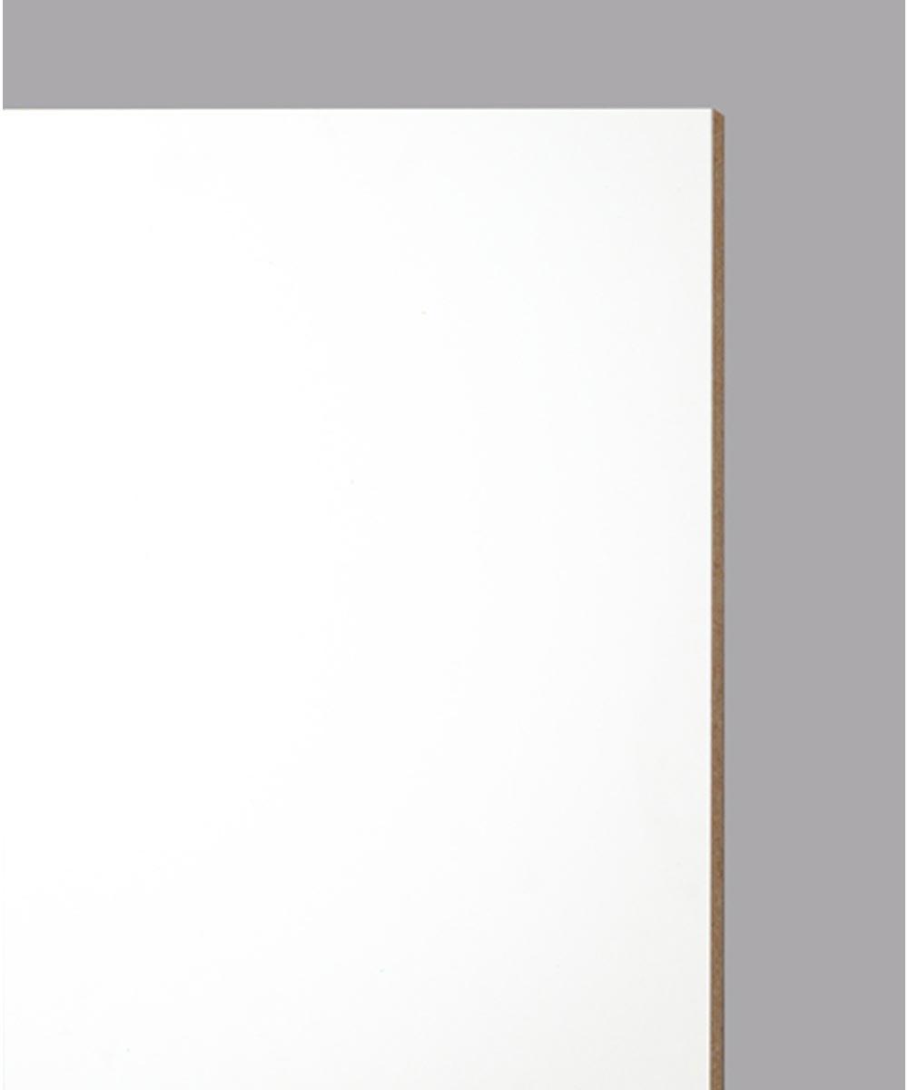 Shelf Melamine 3/4 in. x 12 in. x 48 in., White