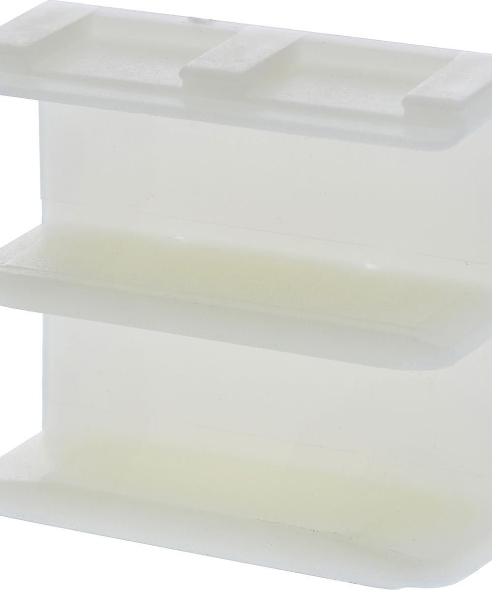 Bottom Guide For Shower Door 1 11 16 In Wide X 7 16 In Track City Mill