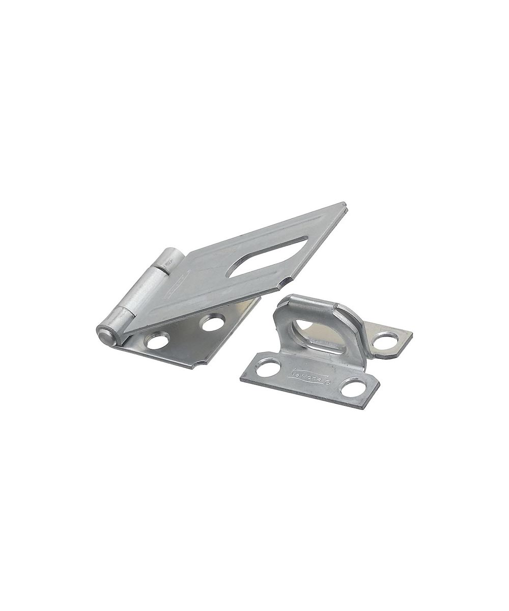 Safety Hasp 3-1/4 in. Zinc Plated