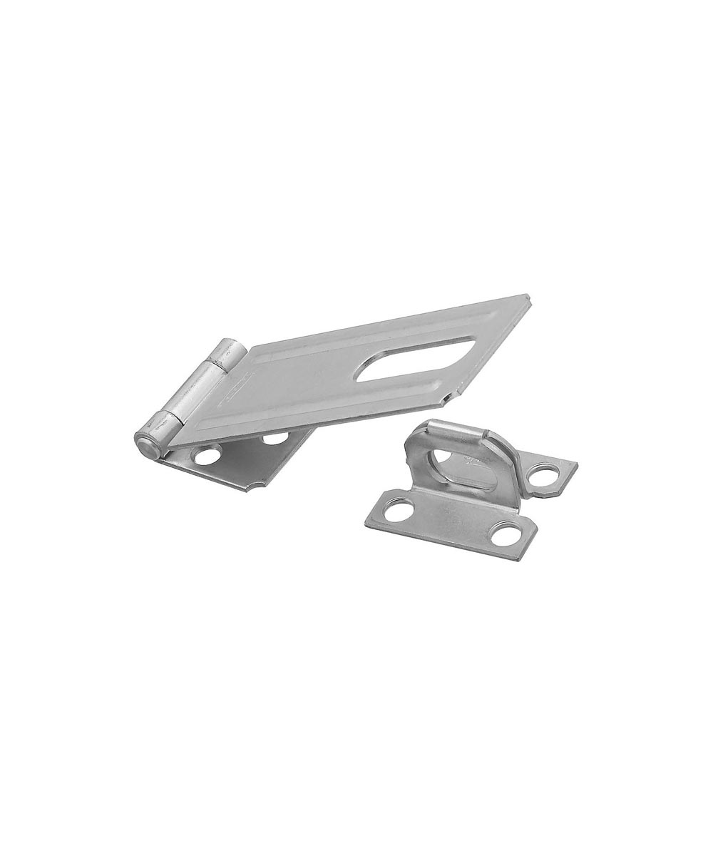Safety Hasp 4-1/2 in.  Zinc Plated