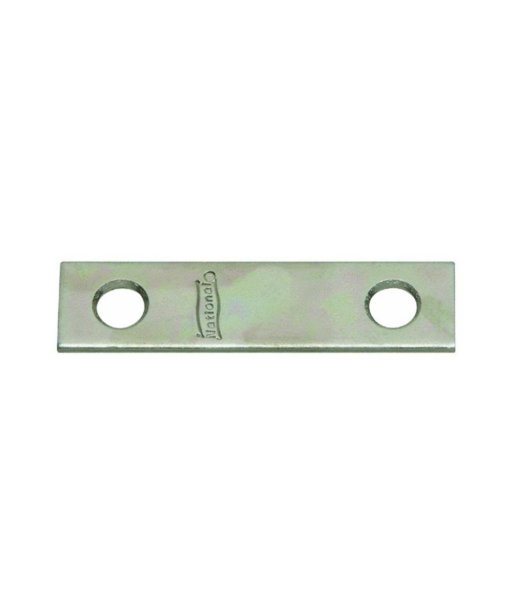 Mending Braces, 3X5/8 Inches, Zinc, 4 Pack
