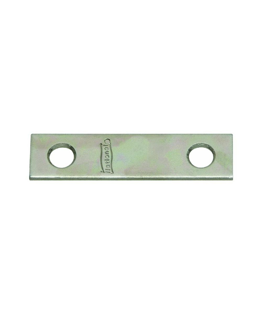 Mending Braces, 4X5/8 in., Zinc, 4 Pack