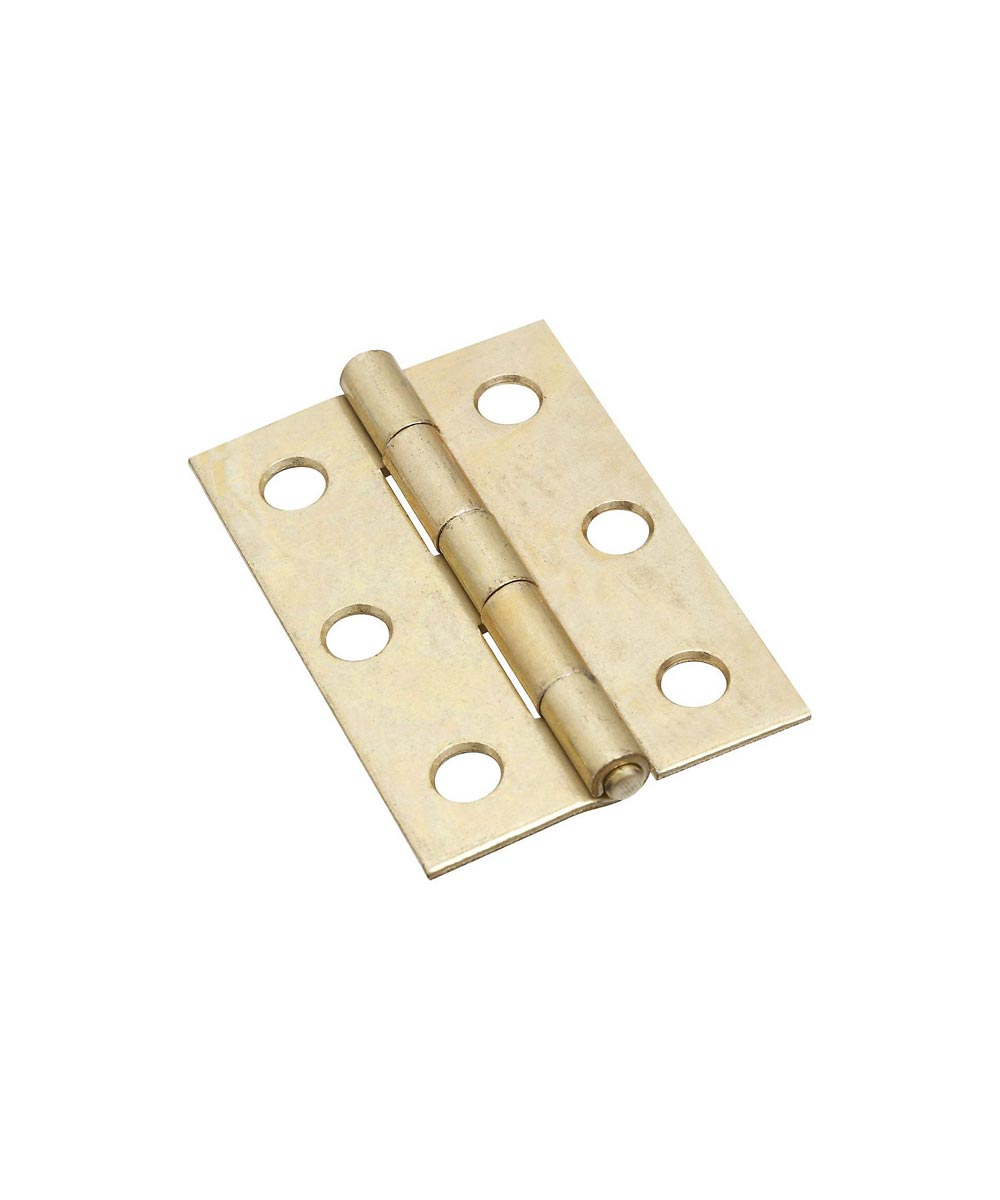 Narrow Hinges 2-1/2 in. Brass