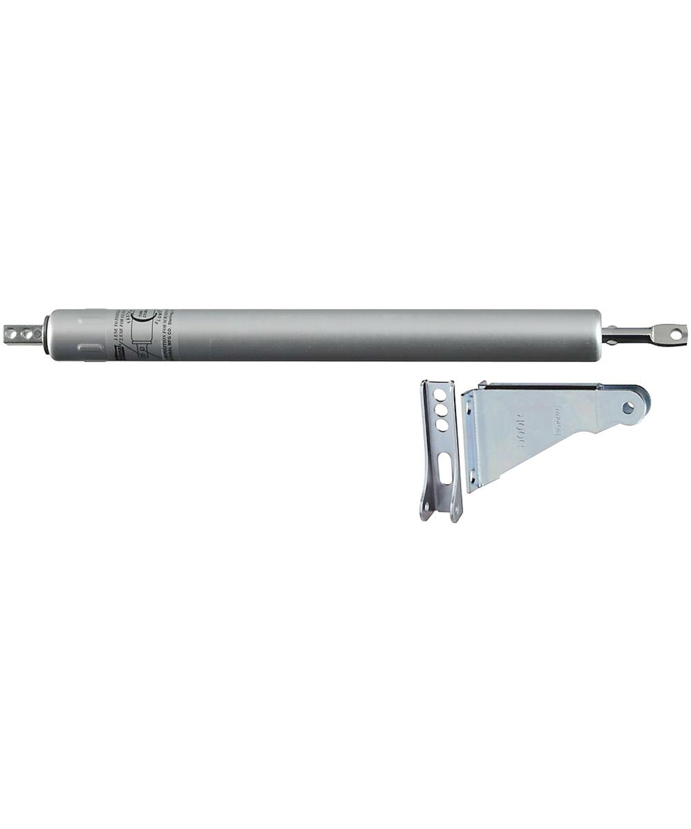 Hydraulic Door Closer, Aluminum Tube, Steel Rod, Aluminum