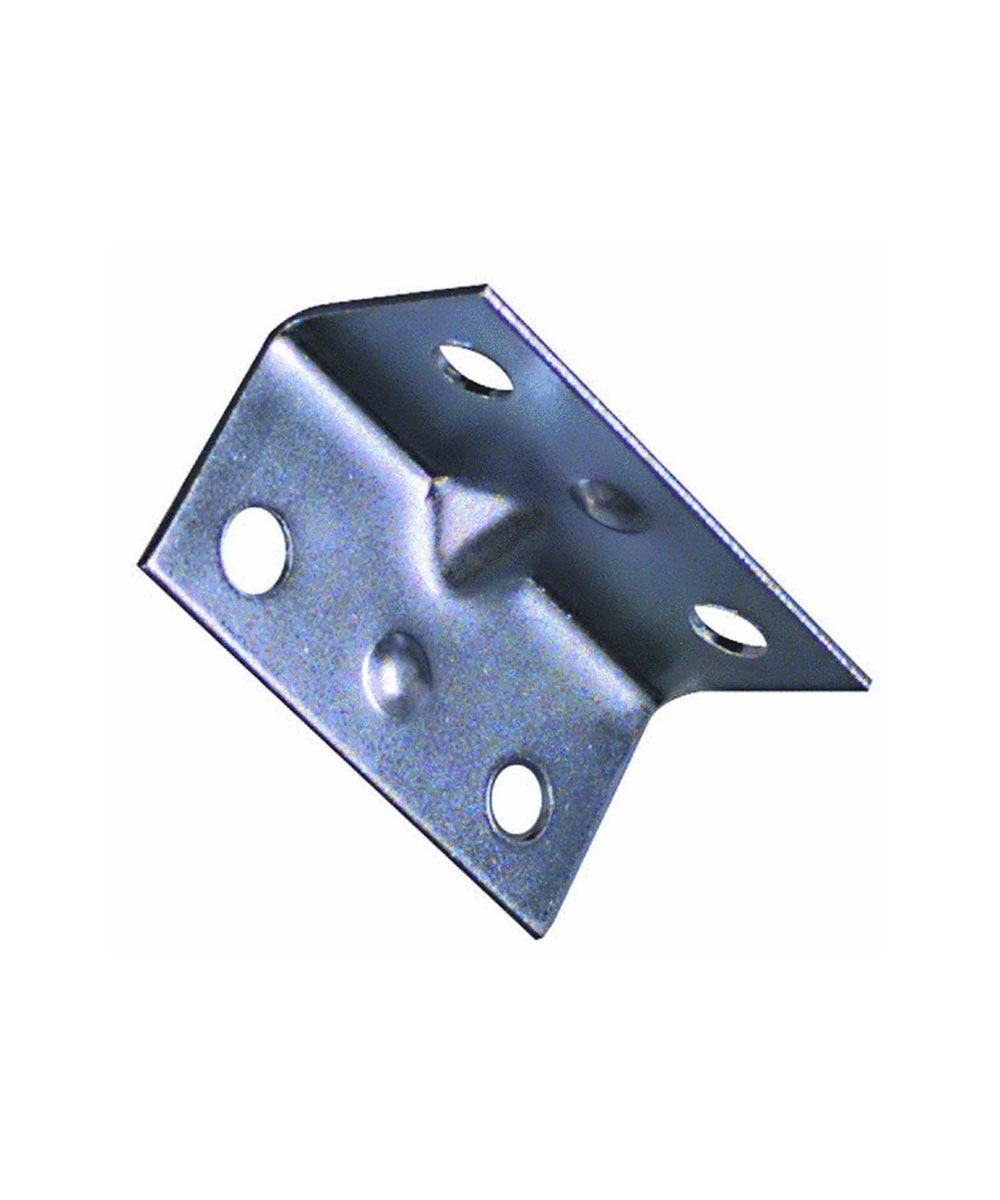 Corner Brace 1-1/2X3/4 in.  Zinc Plated