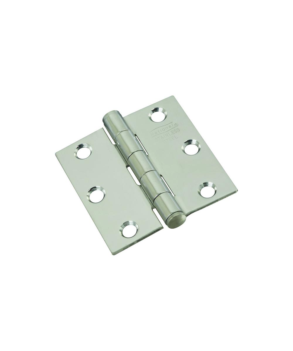 Door Hinges 2-1/2 in. Stainles Steel
