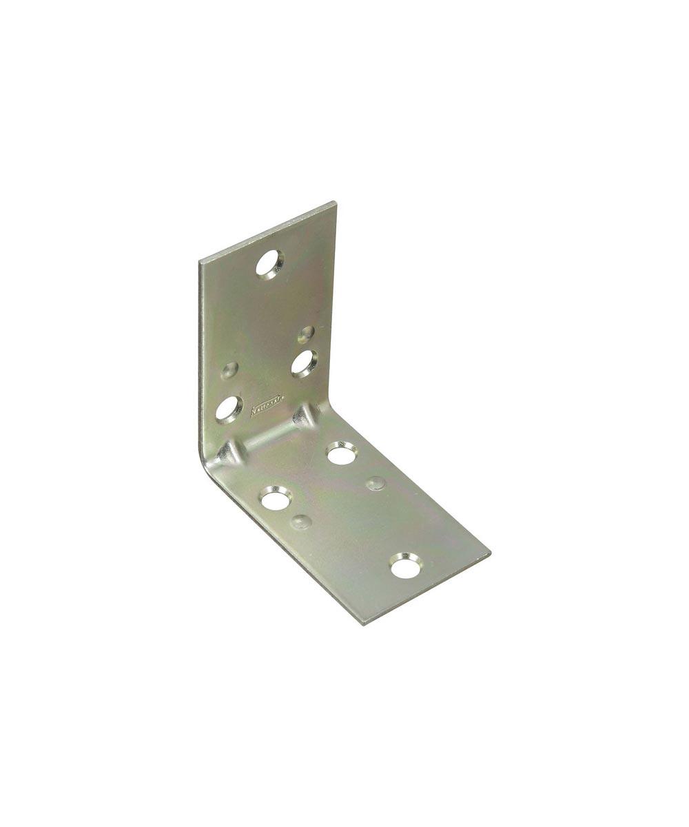 Corner Brace 2-1/2X1-1/2 Zinc Plated