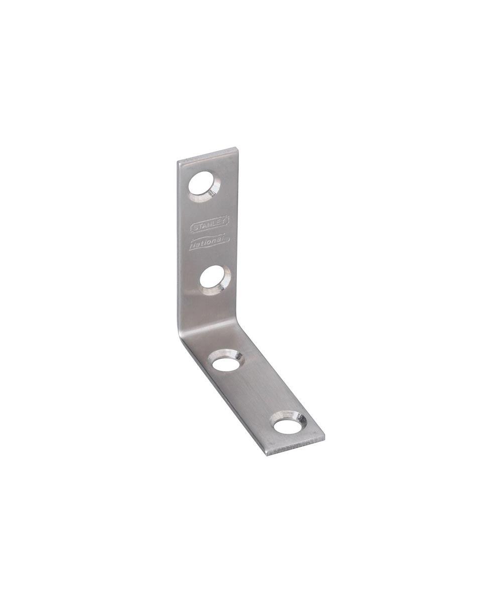 Corner Braces 2X5/8 in.  Stainles Steel