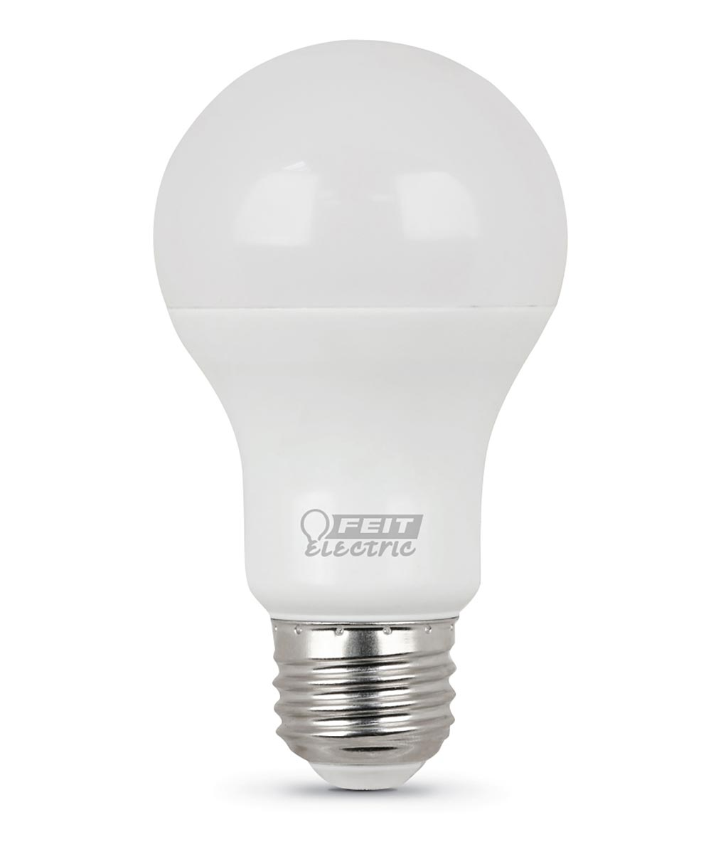 Feit Electric 5.5 Watt Daylight Non-Dimmable A19 LED 4 Pack