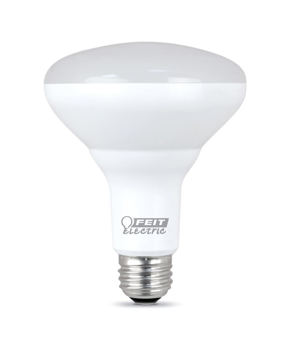Feit Electric 9.5 Watt Daylight BR30 Non-Dimmable LED Light Bulb