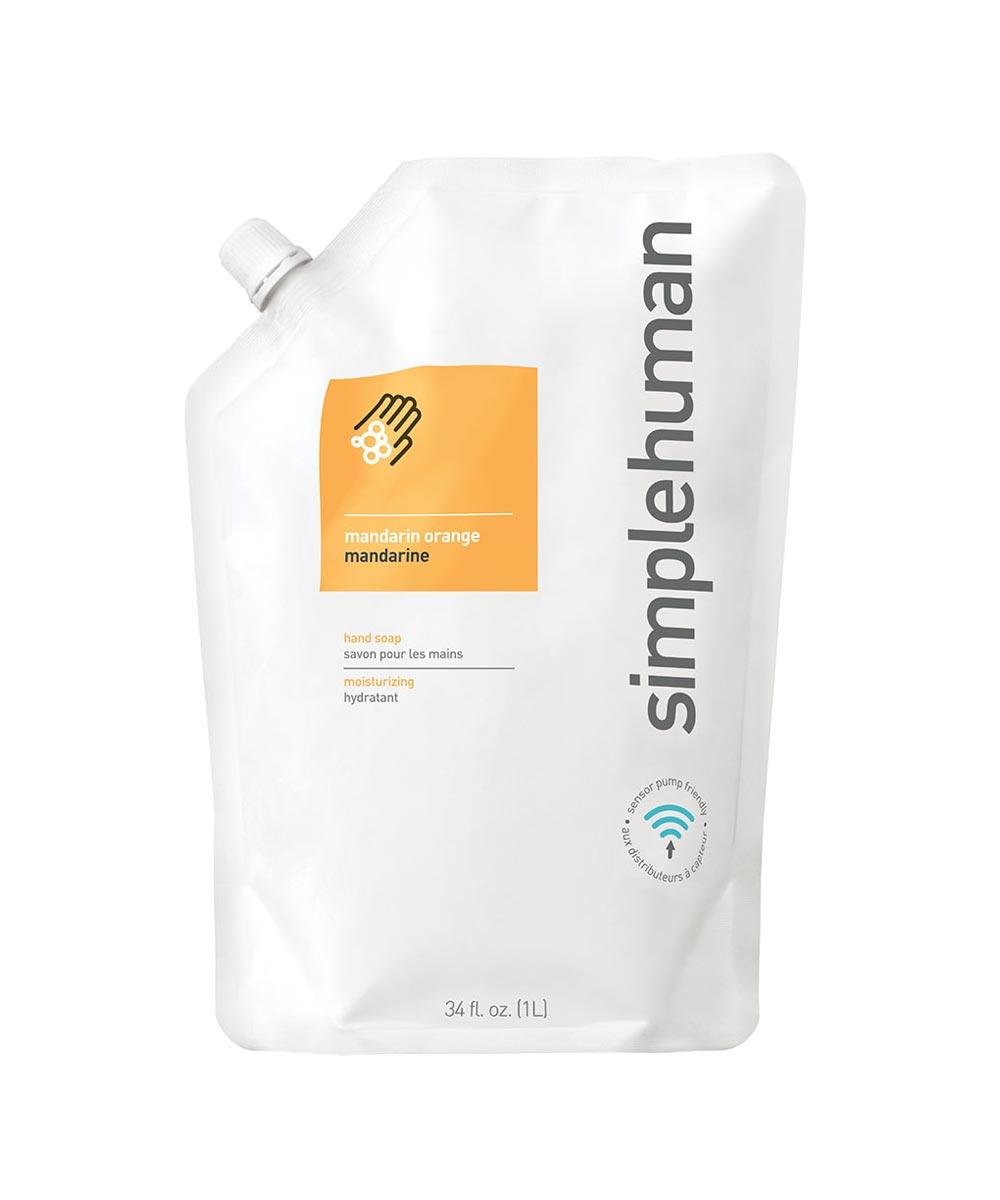 Mandarin Orange Scented Moisturizing Liquid Hand Soap Refill, 34 Oz.