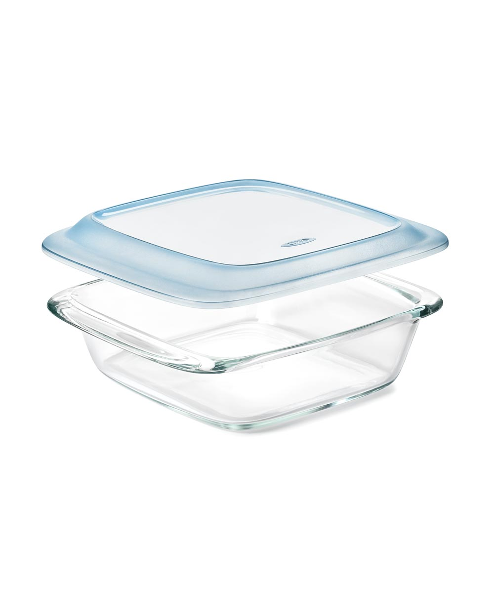 OXO Good Grips Glass 2 qt Baking Dish with Lid
