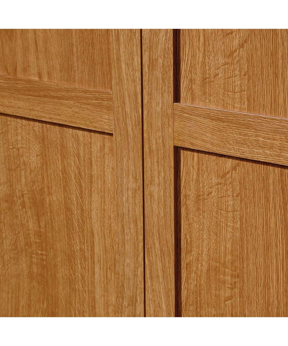 Large Wardrobe/Storage Cabinet, Highland Oak