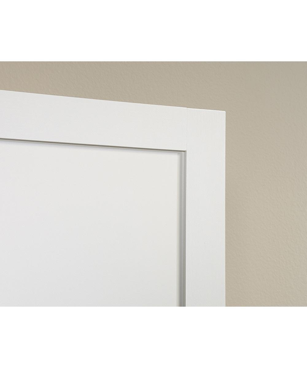 Large Wardrobe/Storage Cabinet, Soft White