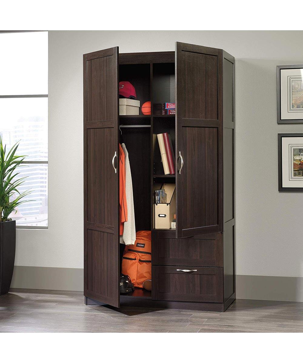 Wardrobe/Storage Cabinet, Cherry