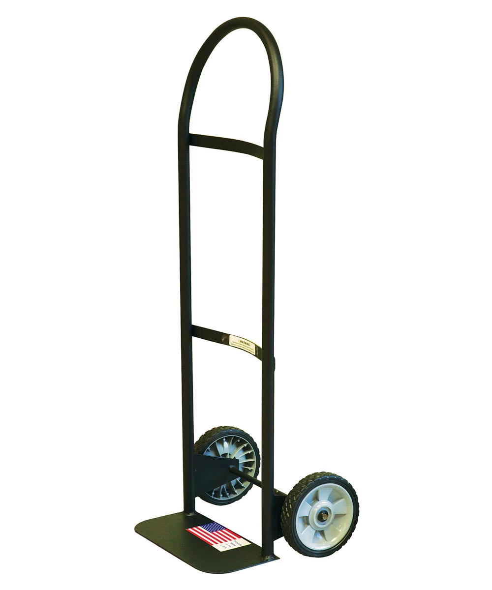 Milwaukee 300 lb. Capacity Hand Truck with Puncture-Proof Tires