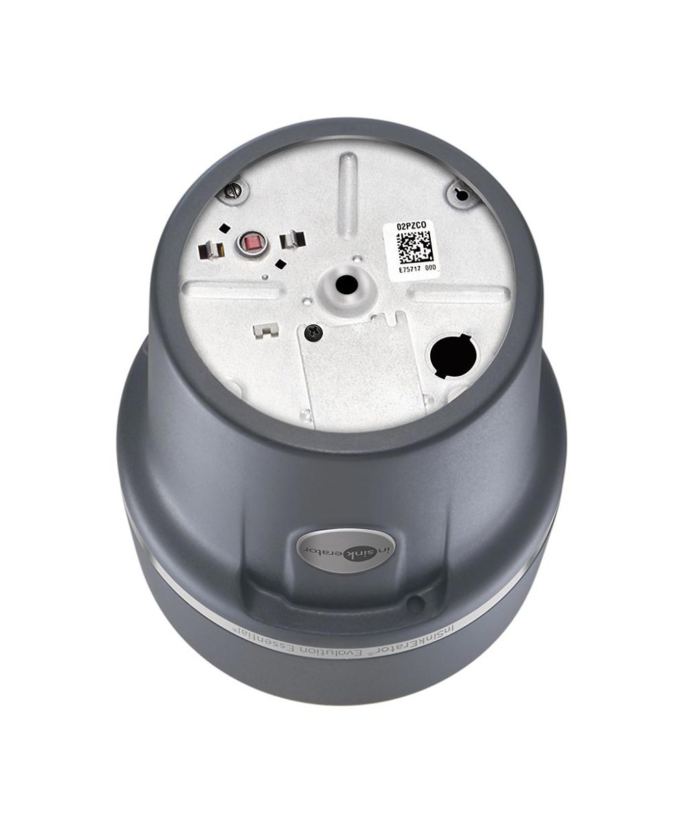 InSinkErator Evolution Essential XTR Garbage Disposal with Cord and SinkTop Switch, 3/4 HP