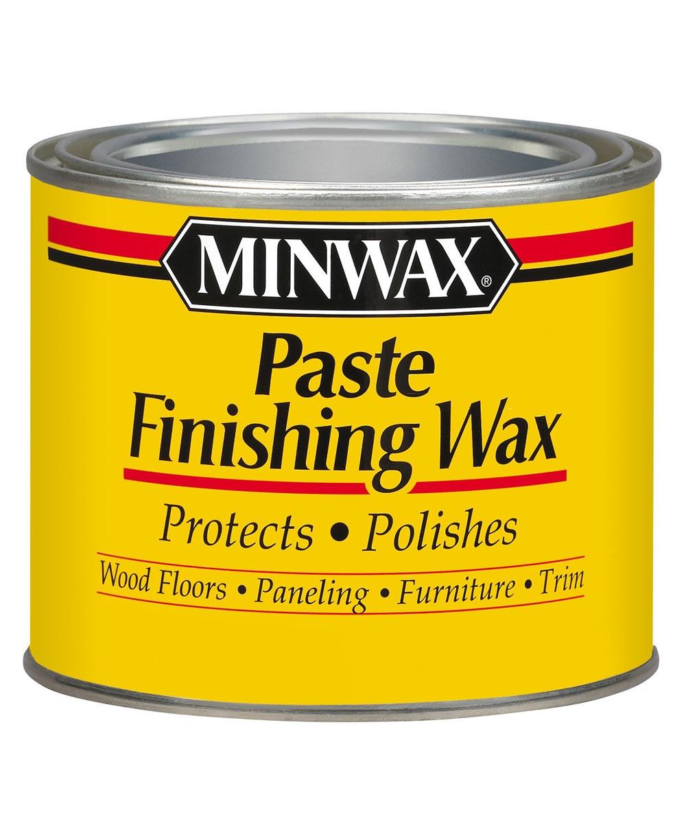 1 lb. Paste Finishing Wax
