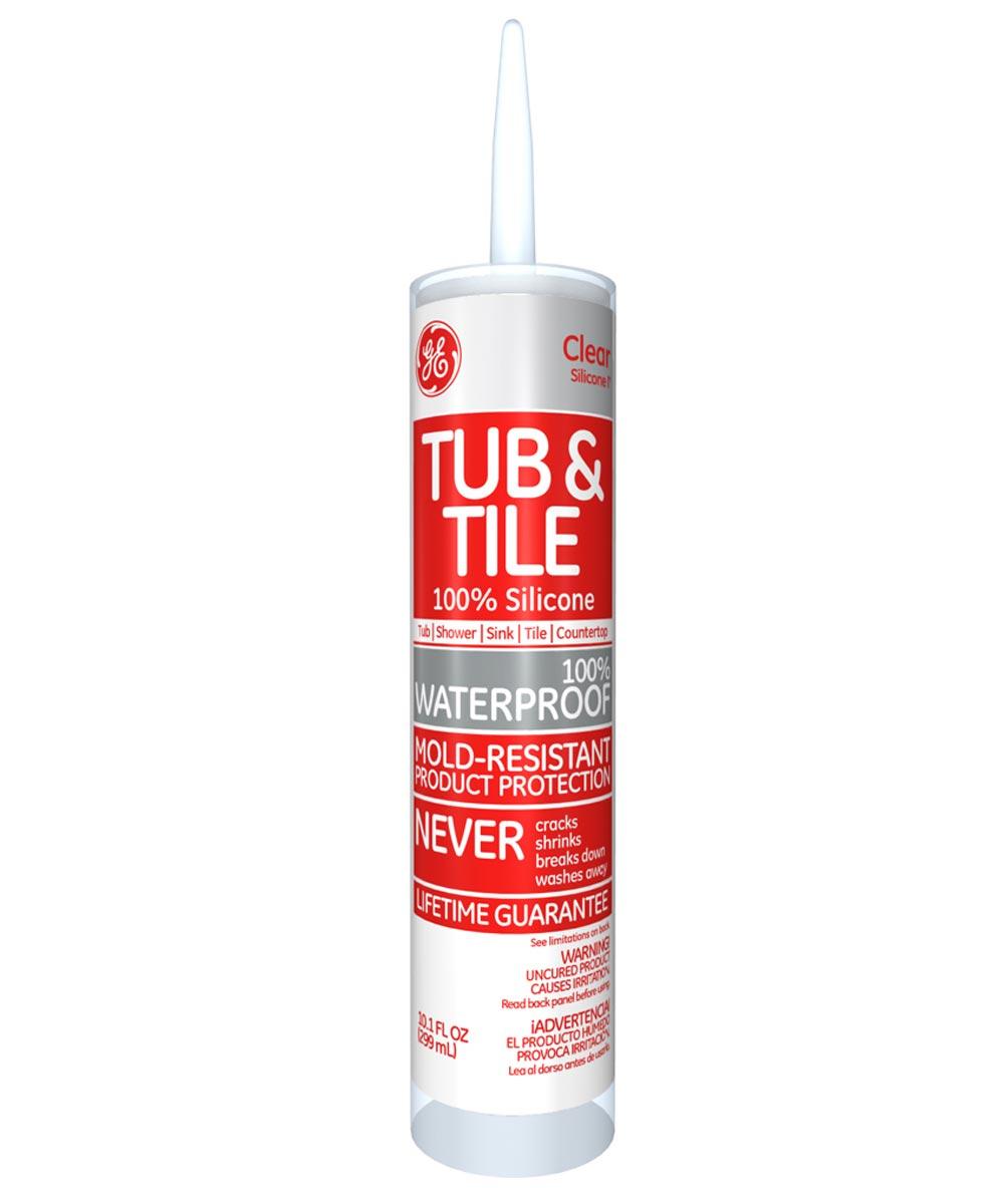 10.1 oz. Silicone Tub & Tile Sealant