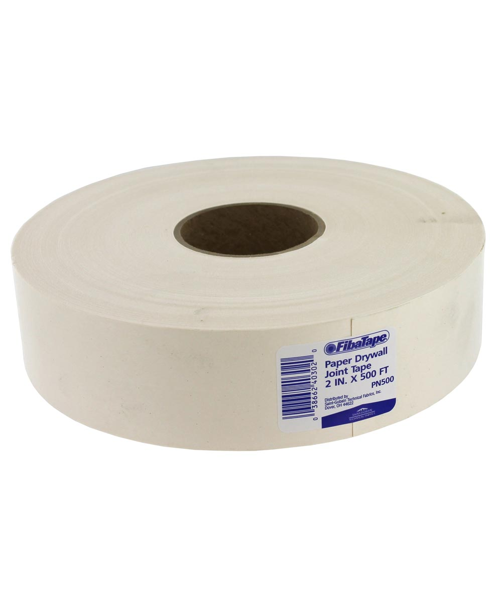 2 in. x 500 ft. Paper Joint Drywall Tape