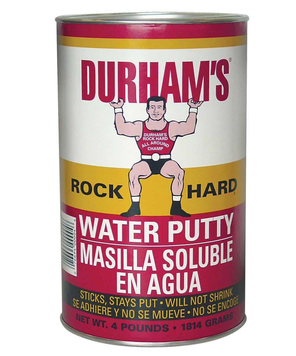 4 lb. Rock Hard Water Putty