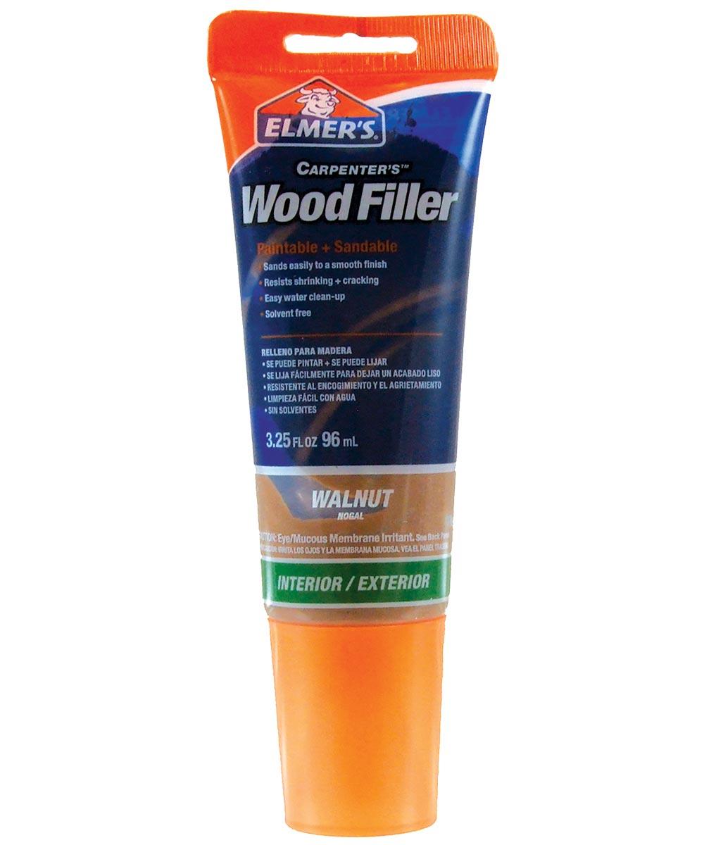 Walnut Carpenter's Wood Filler