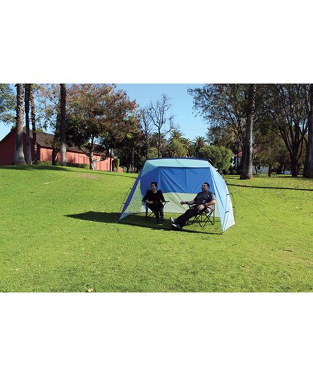 Canopy Tent Sport Shelter, 54 sq. ft., Blue