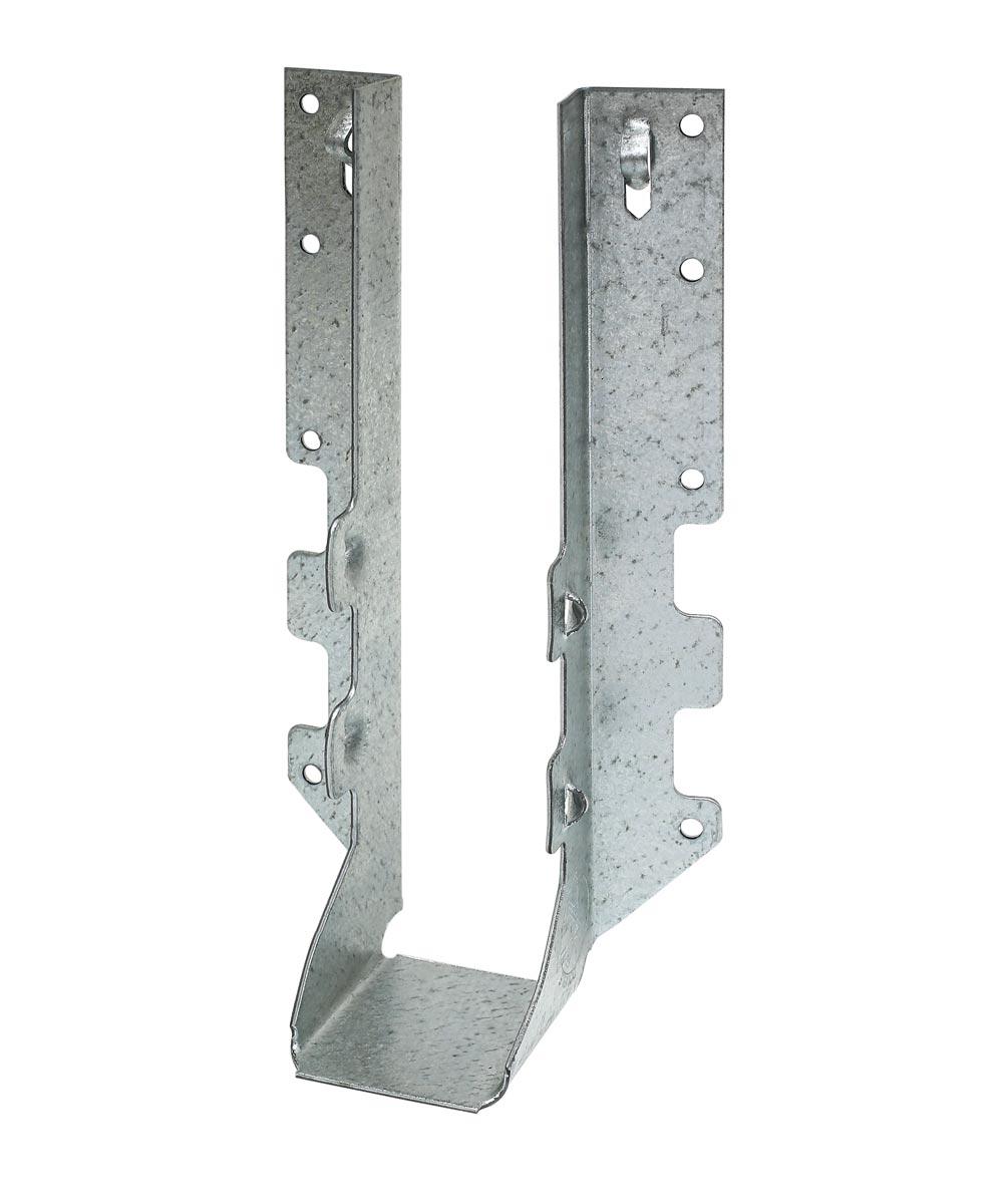18 Gauge Galvanized Face-Mount Joist Hanger for 2x10 with ZMAX Coating