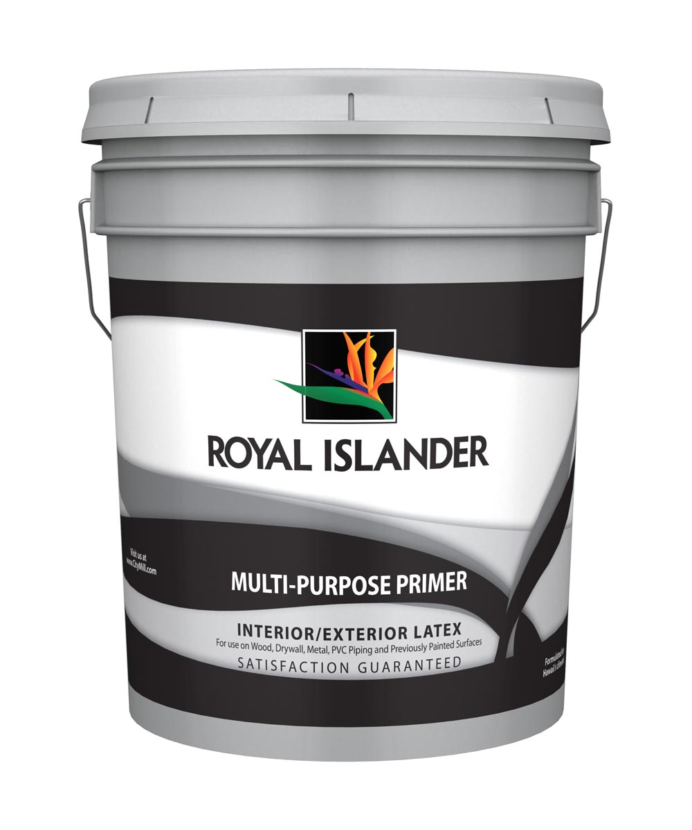 5 Gallon Interior/Exterior Multi-Purpose Primer/Sealer