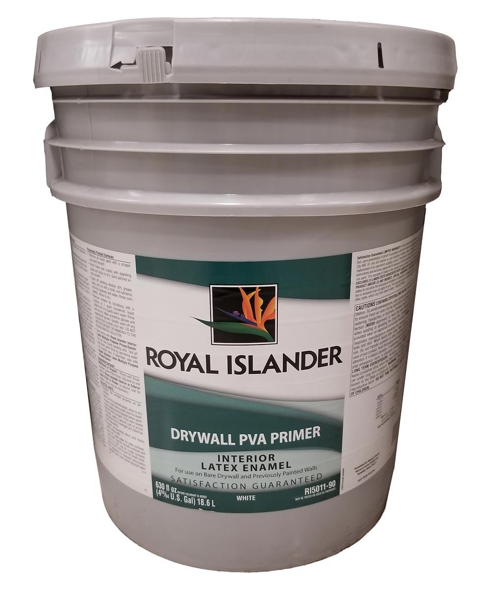 5 Gallon Interior Drywall PVA Primer, Latex