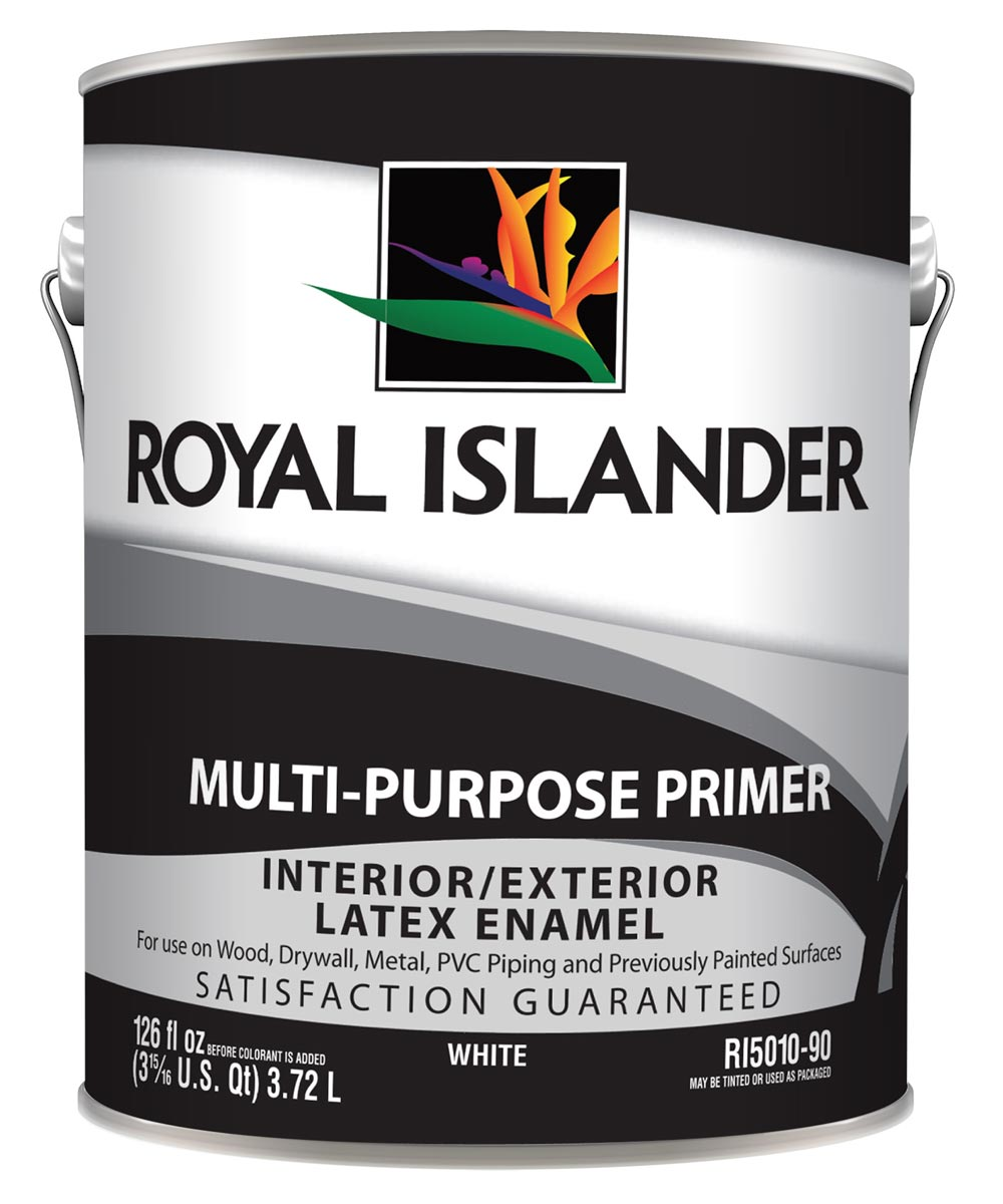 1 Gallon Interior/Exterior Multi-Purpose Primer/Sealer