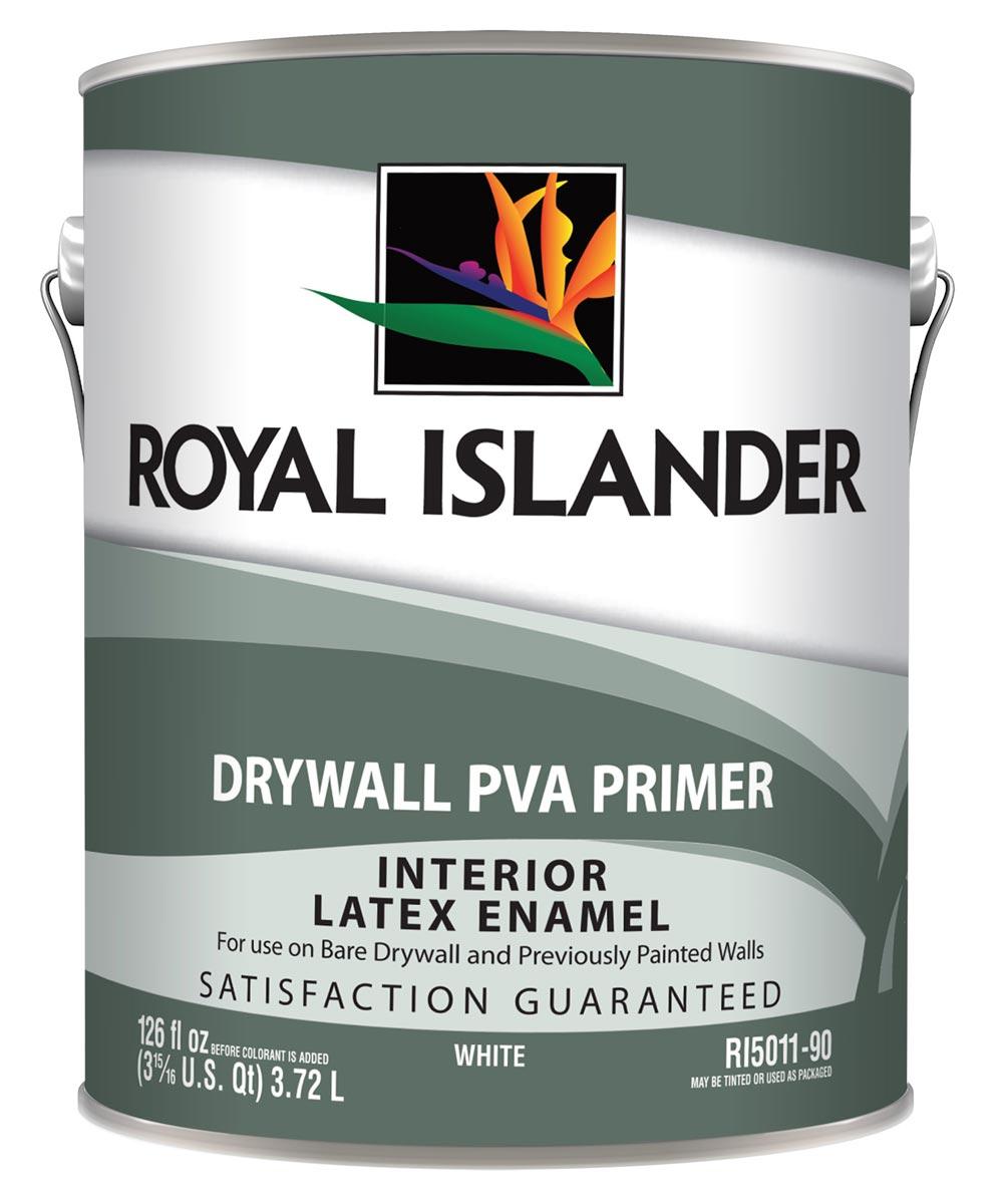 1 Gallon Interior/Exterior Drywall PVA Primer, Latex