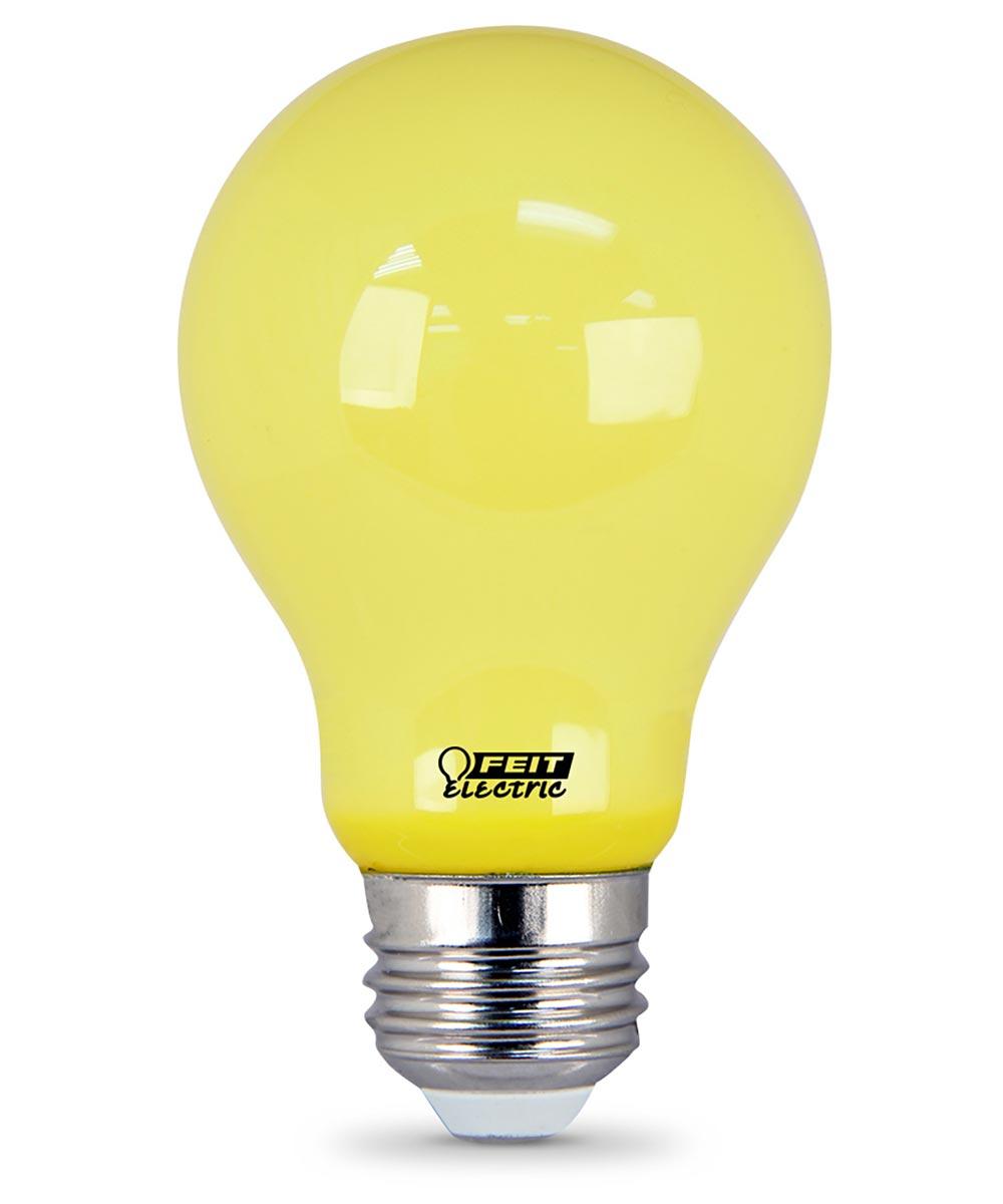 Feit Electric 5 Watt Blue Non-Dimmable A19 LED Bug Light Bulb
