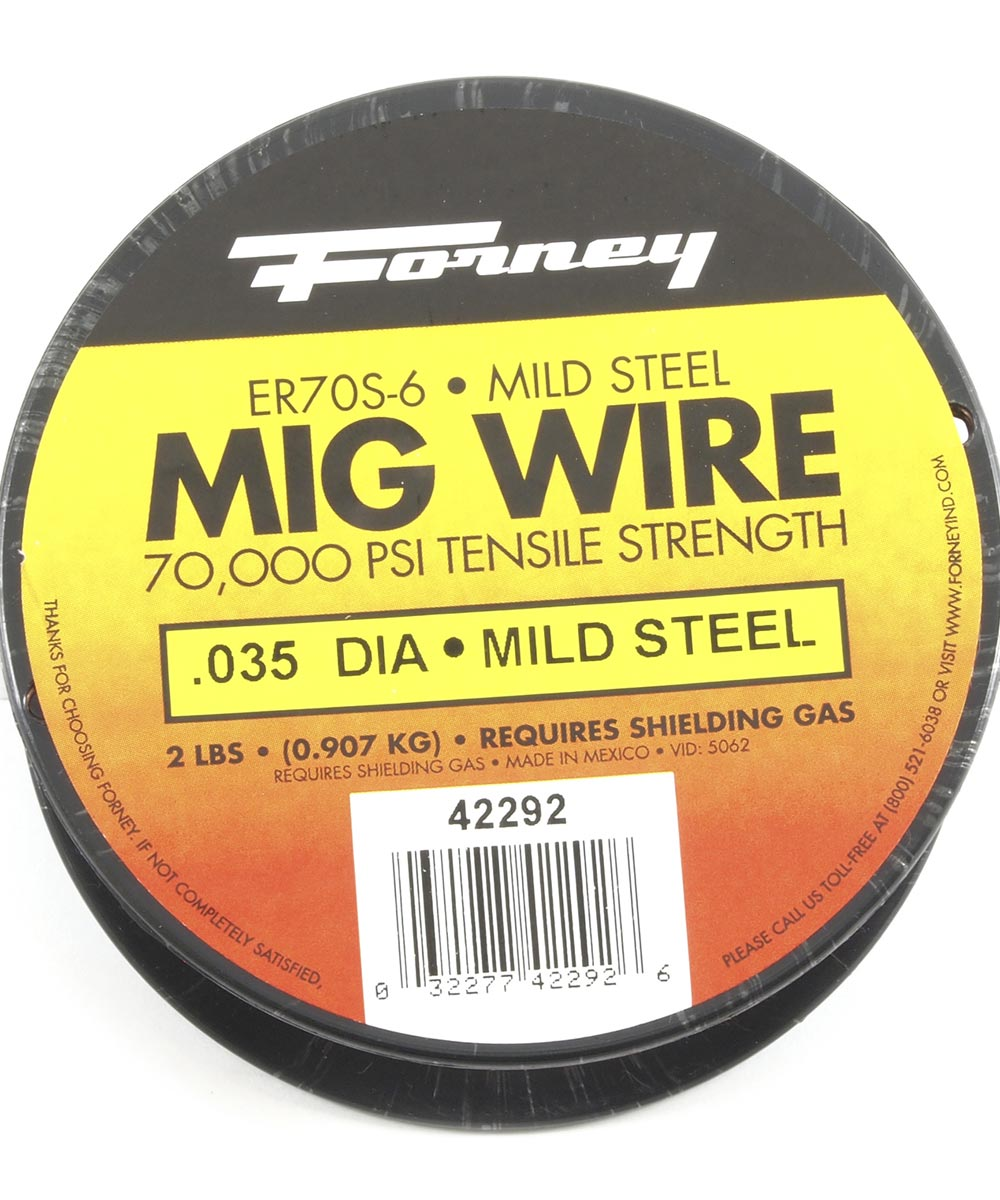 .035 in. Er7Os-6 Welding Wire 2 lb.