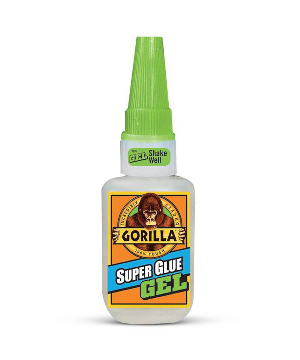 Gorilla Super Glue Gel, 15 grams