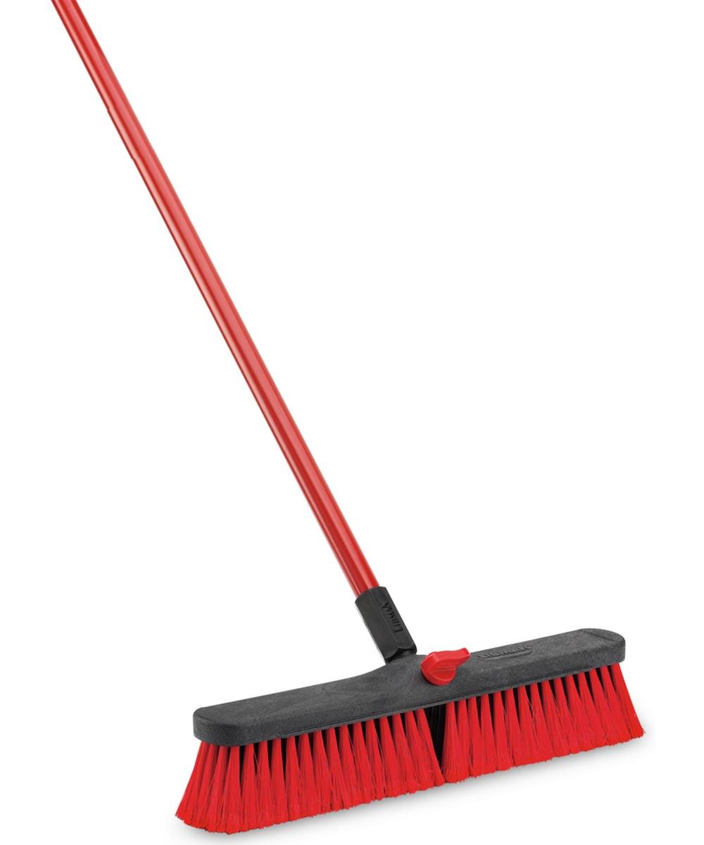 18 in. Multi-Surface Push Broom
