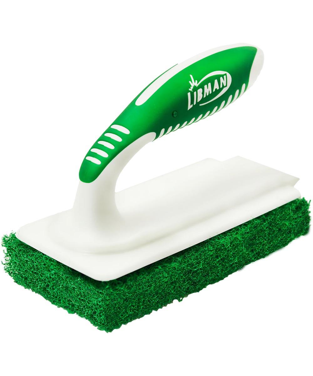 Green/White Tile & Tub Scrubber