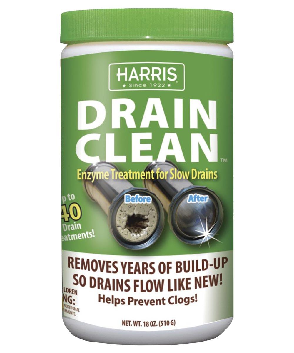 Harris Drain Cleaner, 18 oz., Mild