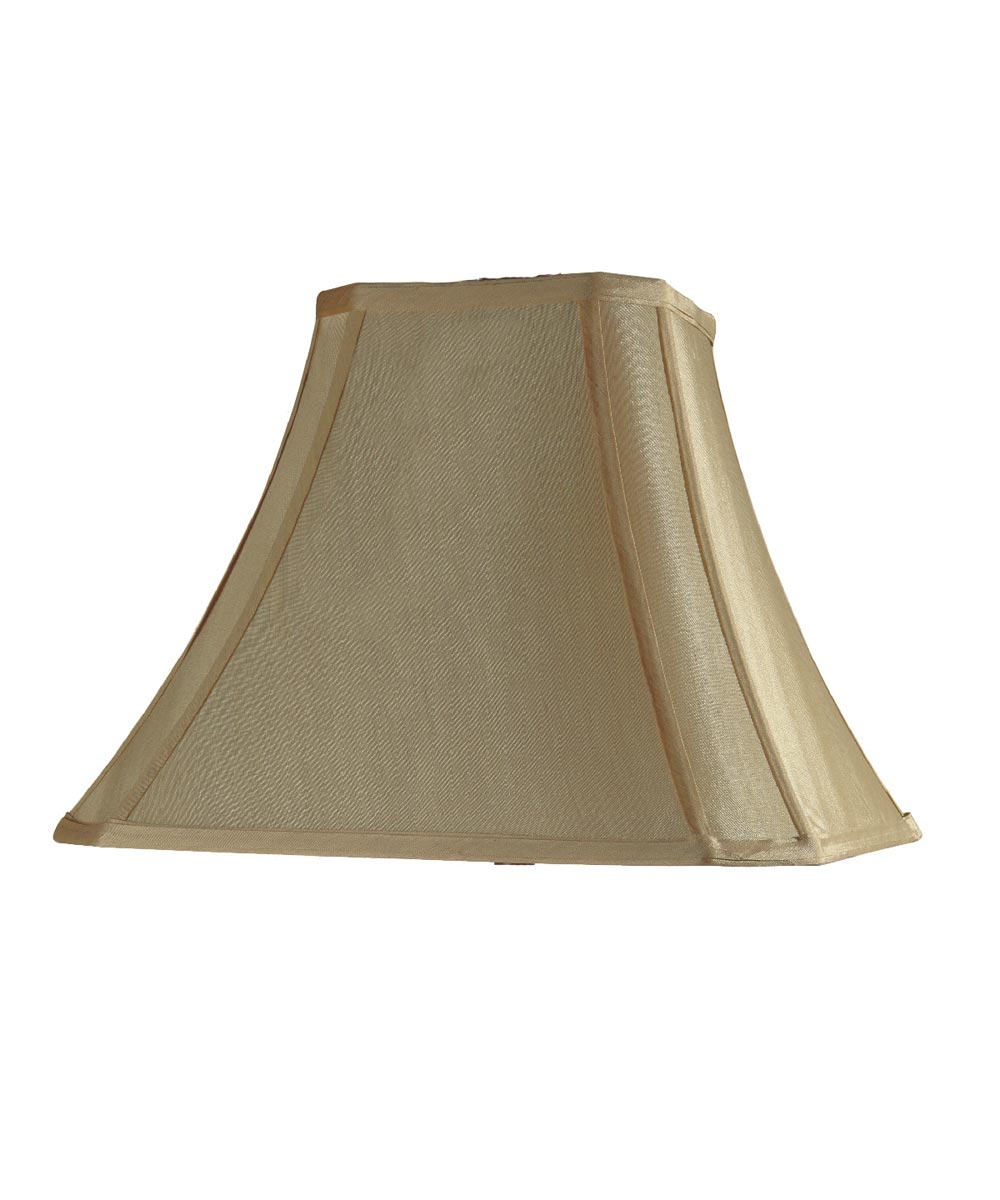 LAMPSHADE FABRIC BRN 7 in.X15 in.X11 in.H