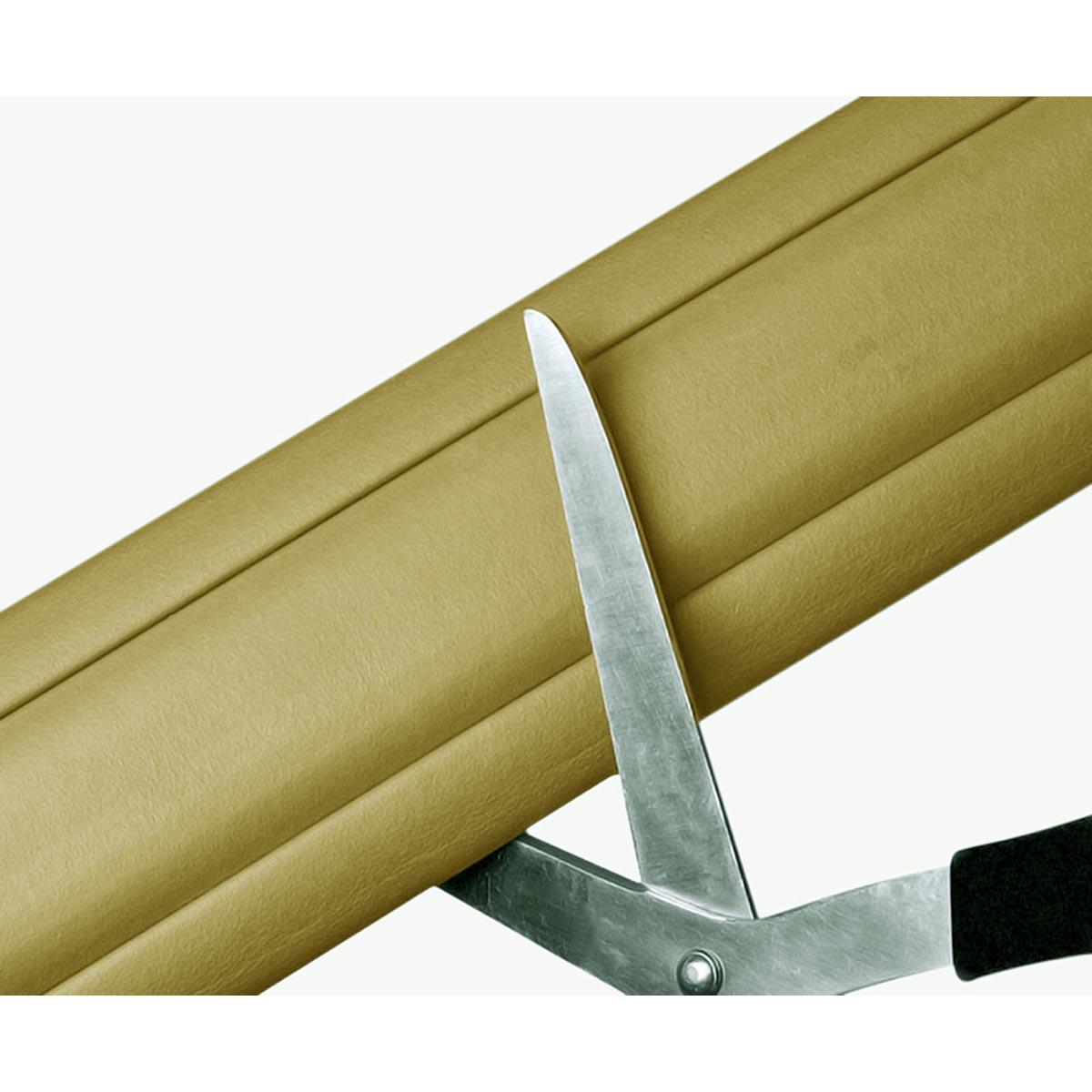 5 ft. 3-Channel Cord Protector & Concealer, Beige