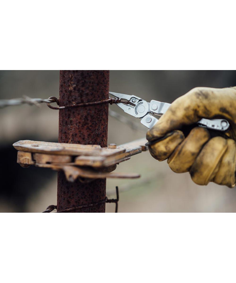 Leatherman Rebar Multi Tool, Silver
