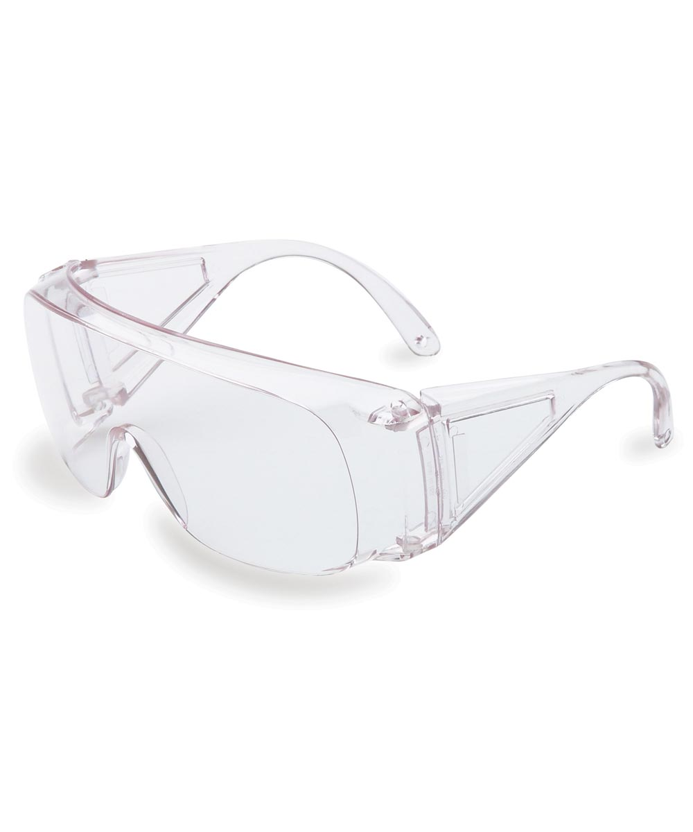 Honeywell Clear Polysafe Safety Glasses