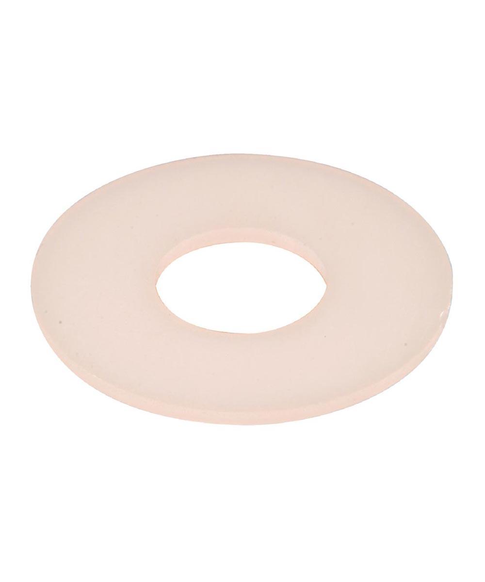 30-Piece Nylon Flat Washer (#10)