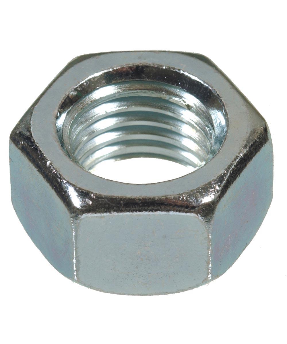 Hex Machine Screw Nuts #8-32