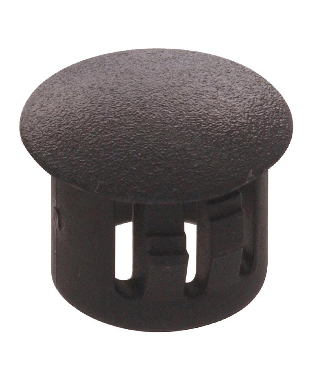 Black Nylon Hole Plug (Fits 5/8 in. Hole)